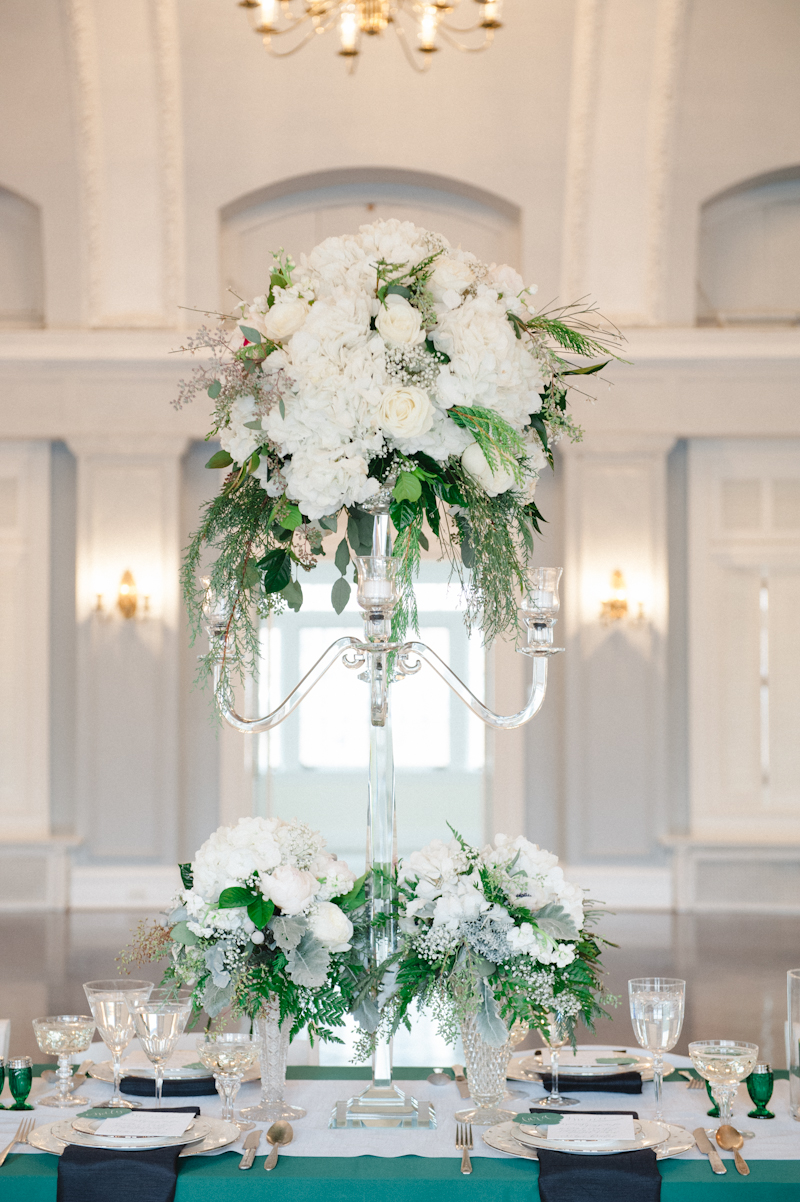 Emerald St. Patricks Day Wedding, The Black Tie Bride » Roots of ...